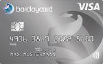 Abbildung der Barclaycard Visa Karte
