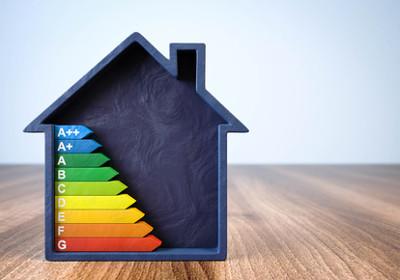 Die Energieeffizienzklasse von Haushaltsgeräten gibt Auskunft über die Sparsamkeit von Haushaltsgeräten