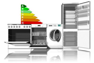 Durch die Nutzung sparsamer Haushaltsgeräte lassen sich hohe Energiekosten vermeiden